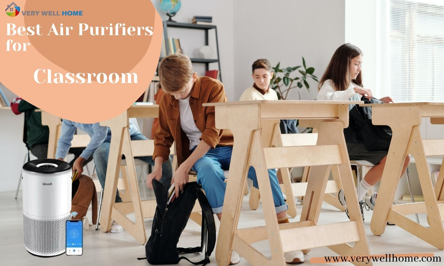 Best Air Purifiers for Classroom